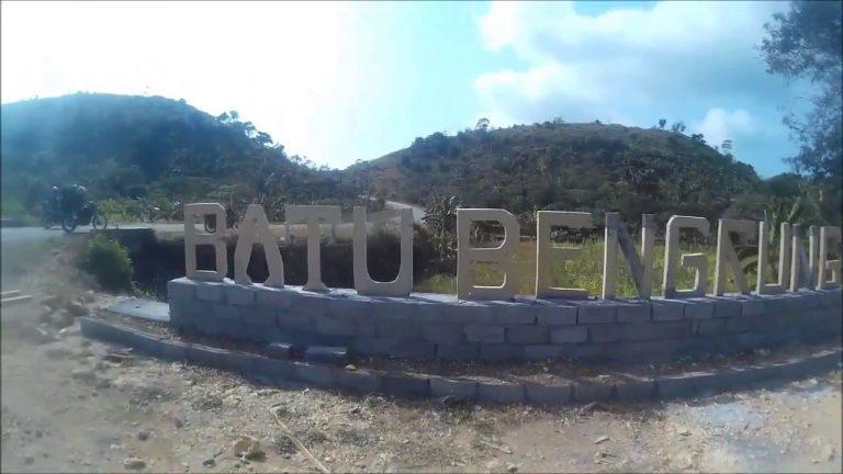 Wisata Batu Bengkung